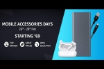 Amazon Mobile Accessories Days 26th to 28th: Offers On Covers, Cables, Headphones And More