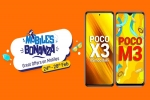 Flipkart Mobiles Bonanza Offers On POCO M3, POCO M2, POCO X3 And More