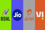 List Of All Entry Level Data Vouchers From Reliance Jio, Airtel, Vi, And BSNL