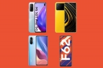 Last Week Most Trending Smartphones: Redmi K40 Pro+, Galaxy F62, Galaxy A32, Mi 11 And More