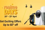Amazon Realme Days: Discount Offers On Realme Accessories