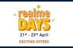 Flipkart Realme Days Sale: Discount Offers On Realme 7, Realme Narzo 30A, Realme C20, Realme X7, And More