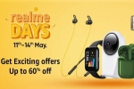 Amazon Realme Days Sale: Discount On Headphones, Smart Watches, Power Banks, And More