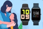 10 smartwatches Gifts For This Mother's Day 2021 Ideas Under Rs. 5,000