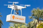 Swiggy, ANRA Technologies To Start Drone-Delivery In India; When Does It Begin?