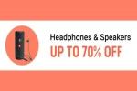 Flipkart Big Saving Days Sale 2021: Last Day Offers On Headphones and Speakers