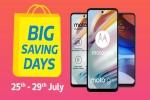 Flipkart Big Saving Days Sale: Discount Offers On Motorola G40 Fusion, G60, E7 Power, Motorola Razr, And More