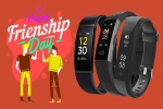 Friendship Day 2021 Gift Ideas: Best Smart Fitness Bands Under Rs. 2000