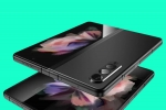 Samsung Galaxy Z Fold3 Press Renders Reveal Phantom Black Variant; Features, Expected Price