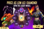 Garena Free Fire Redeem Codes For Today; Get Flaming Red Weapon Loot Crate, More