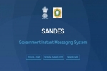 Indian Government Launches Sandes App To Rival WhatsApp