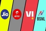 Reliance Jio, Airtel, Vi, And BSNL Prepaid Plans Under Rs. 250: Know Which One Is Better?