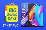Flipkart Big Saving Days Sale 2021: Independence Day 2021 Offers On Realme Smartphones