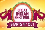 Amazon Great Indian Festival 2021 To Kickstart From October 4