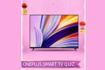 Amazon OnePlus Smart TV Quiz Answers: Win OnePlus Y Series Full HD LED Smart Android TV