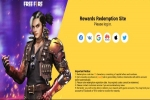 Garena Free Fire Redeem Codes For September 25; Get Netherworld Troop's Blade And More