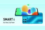 Infinix Smart 6 With Dual Cameras, 5,000 mAh Battery Announced: India Price, Availability