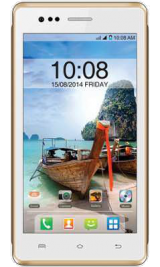 New Intex Aqua 4.5e