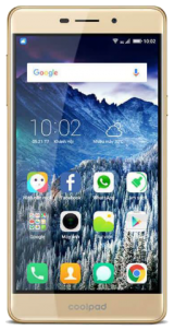 New Coolpad Mega 2.5D