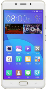 New Gionee F5