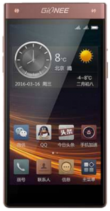 New Gionee W909