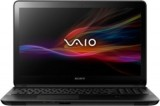 Sony VAIO Fit 15E SVF15413SNB Laptop (APU Quad Core A8/ 2GB/ 500GB/ Win8)