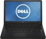 Dell Inspiron 3551 Notebook (Pentium Quad Core N3540/ 2GB/ 500GB/ DOS) (35402500IBU)