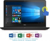 Dell Inspiron 7000 7559 Notebook (Windows 10-8GB RAM-1TB HDD-8GB SSD- Corei5 6thGen-4GB Graph)