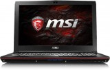 MSI GP (GP62 7RD)Windows 10-16GB-1TB HDD-128GB SSD-Core i7 7th Gen-4GB Graphics