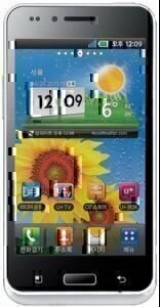 New LG Optimus Big LU6800