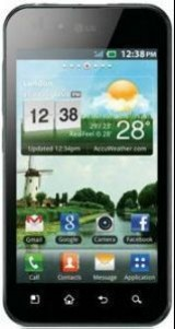 New LG Optimus Black (White version)