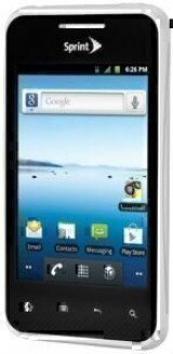 New LG Optimus Elite LS696
