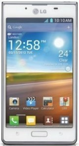 New LG Optimus L7 P700