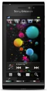 New Sony Ericsson Satio U1i