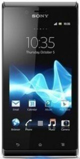 New Sony Xperia J