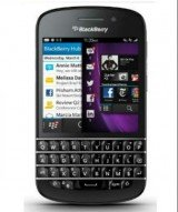 New BlackBerry Q10