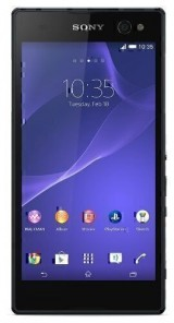 New Sony Xperia C3