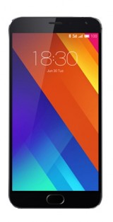 New Meizu MX5