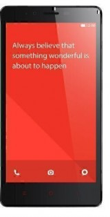 New Xiaomi Redmi Note Prime