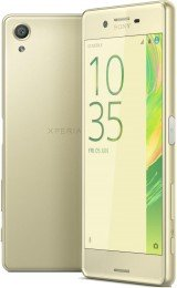 New Sony Xperia X