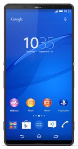 New Sony Xperia Z4 Ultra