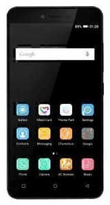 New Gionee Pioneer P5L (2016)