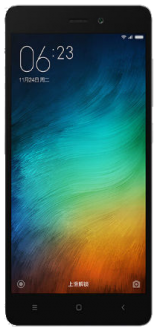 New Xiaomi Redmi 3S
