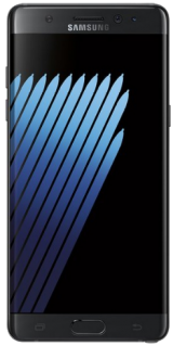 New Samsung Galaxy Note 7