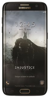 New Samsung Galaxy S7 Edge Injustice Edition