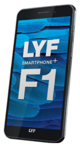 New LYF F1 Plus