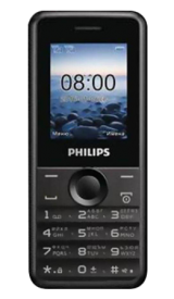 New Philips E105