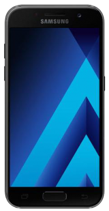New Samsung Galaxy A3 (2017)