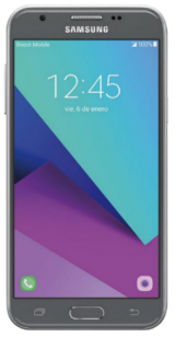 New Samsung Galaxy J3 (2017)