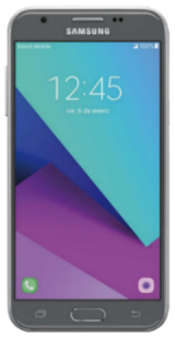 New Samsung Galaxy J3 Emerge